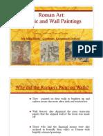Roman Art Mosaic
