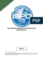Part a - International Standard for Maritime Pilot Organizations - Version 08