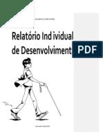 5 - Relatório de Desenvolvimento Individual de Ricardo Faria