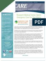 CARE Newsletter - June 2011