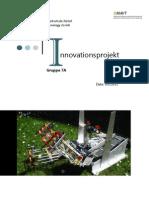 Innovationsprojekt 2011 ETH Zurich by Aaron Lelouvier, Kevin Najjar, Felix Renaut, Max Taillandier, Neil Montague