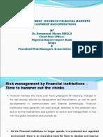 CBN Finance Markets