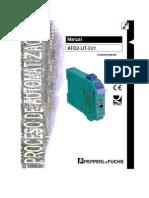 Manual Kfd2utex1
