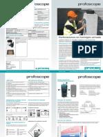 Proceq Brochure Profoscope S