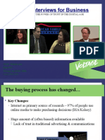 Video Interviews for Business