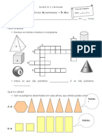 E.a. Solidos Geometricos