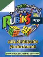 Rubiks Spanish