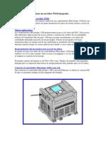 El MicroLogix 1100 Tiene Un Servidor WEB Integrado
