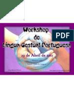 Cartaz 1.1- Workshop