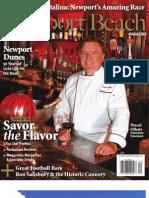 Newport Magazine Spring 2010
