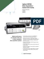 Agilent 34970A Data Acquisition Unit - Product Overview