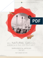 Natural Gas Report Supplements