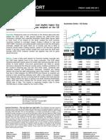 Australian Dollar Outlook 03 June 2011