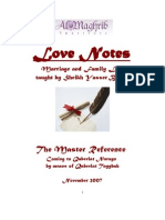 Love Notes - The Master Reference