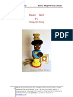 Kenia and Baby Pattern