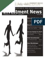 Newsletter -January 2011