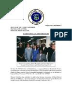 Farrakhan Press Release 2