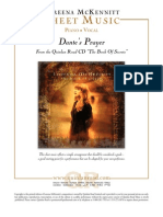Loreena McKennitt Dantes Prayer