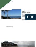 Estudio de Ordenamiento Territorial Particularizado Playa de Cedeño Honduras