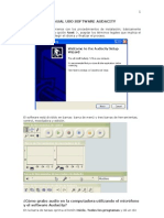 Manual Uso Software Audacity