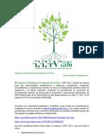 Congreso Colombiano de Ingenierias Verdes