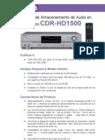 Ficha-CDR-HD1500