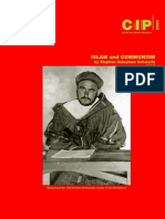%^$ ISLAM AND COMMUNISM IN THE 20th CENTURY An Historical Survey by Stephen Suleyman Schwartz  *&^