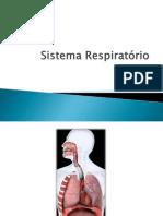 Sistema Respiratório - EM