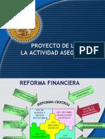 Proyecto de Ley de La Actividad Aseguradora[1]