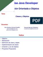 JavaPOO 01 Clases y Objetos
