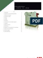 ABB VD4 Manual