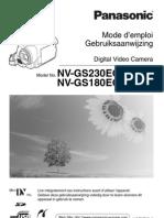 PANA NV GS-230