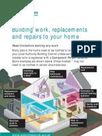 Building Work Leaflet 2