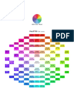HSB Color Wheel
