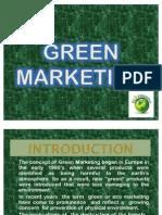 Green Market Ting