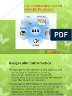 Geographical Information System in Lymphatic Filariasis