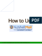 How to Use Nutshell Mail
