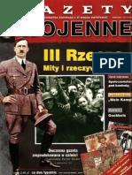 Gazety Wojenne nr 6 - III Rzesza mity i rzeczywistość