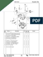 Pulsar DTSi Parts List