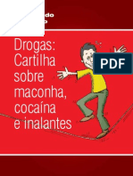 Cartilha Anti Drogas