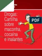 Cartilha Anti Drogas