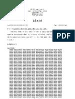 30 Th BCS Written Test Result