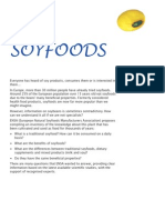 All About Soyfood En