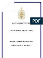 2011 Year3 Course Options Info Booklet_final