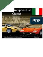 Italy Sports Cars