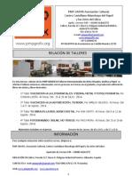 3ºTalleres PMPGRAFIX2011