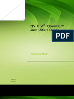 NVIDIA OpenCL JumpStart Guide