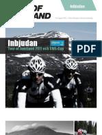 Inbjudan Tour of Jamtland elit 2011