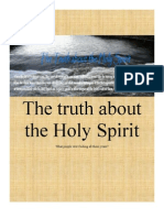 The Truth About the Holy Spirit