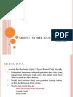 Bab 2 - Model Data
